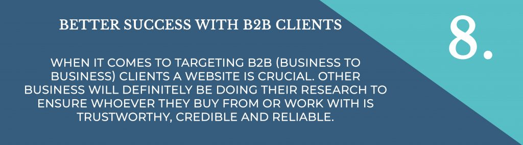 Better Success With B2B Clients   Digital Marketing   Amber Mountain Marketing
