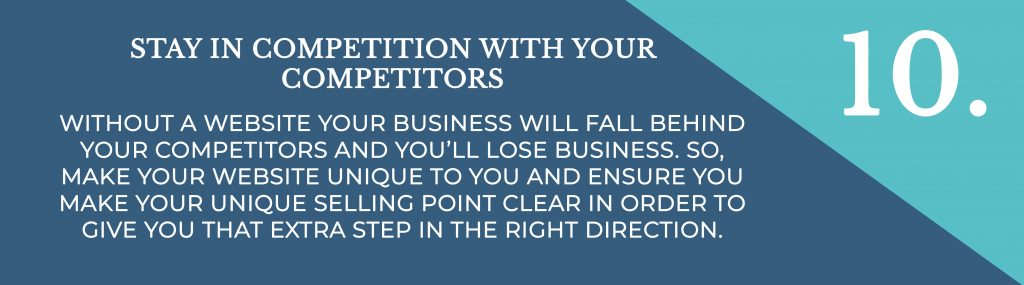 Stay In Competition with Your Competitors   Digital Marketing   Amber Mountain Marketing
